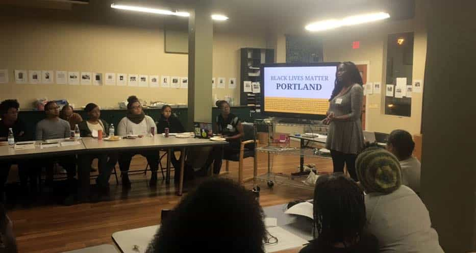 BLM PDX orientation